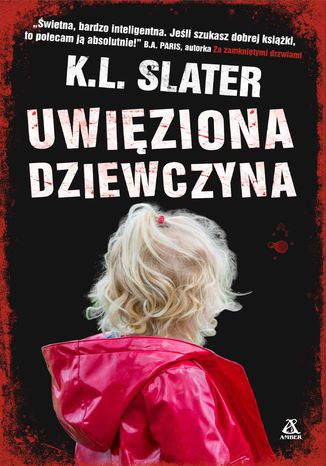 Okładka książki/ebooka Uwięziona dziewczyna