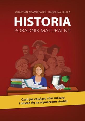 Okładka książki/ebooka Historia. Poradnik maturalny