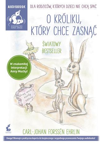 Okładka książki O króliku, który chce zasnąć