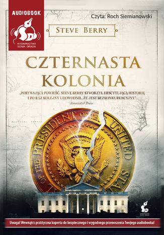 Okładka książki Czternasta kolonia