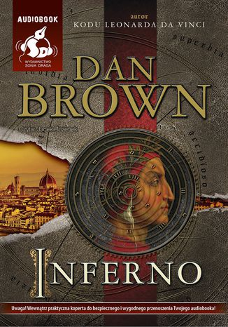 Okładka książki/ebooka Inferno