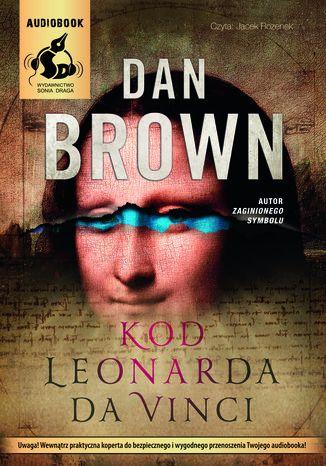 Okładka książki/ebooka Kod Leonarda da Vinci