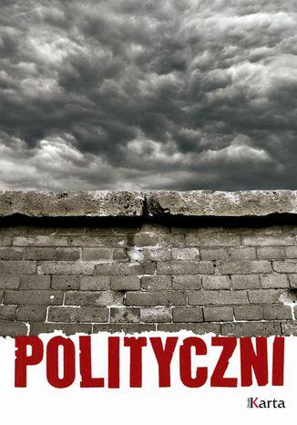 Okładka książki Polityczni