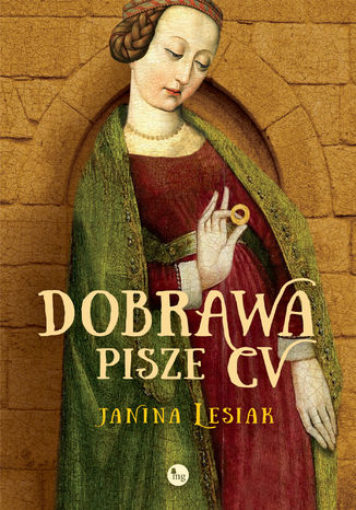 Okładka książki Dobrawa pisze CV