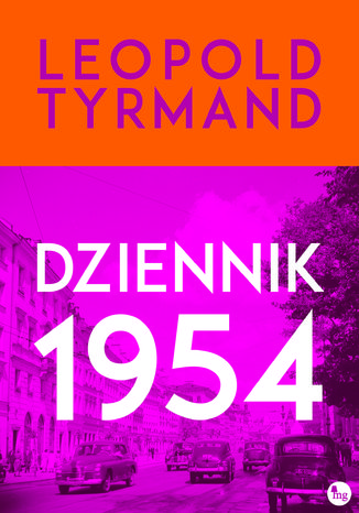 Okładka książki/ebooka Dziennik 1954