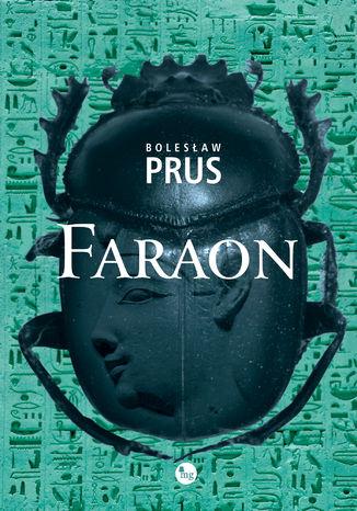 Okładka książki Faraon