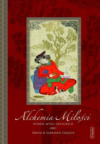 Okładka książki Alchemia miłości