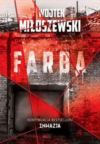Okładka książki Farba
