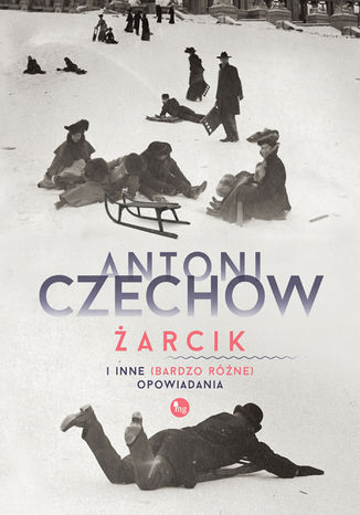 Okładka książki/ebooka Żarcik i inne (bardzo różne) opowiadania