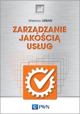 Okładka książki/ebooka Zarządzanie jakością usług