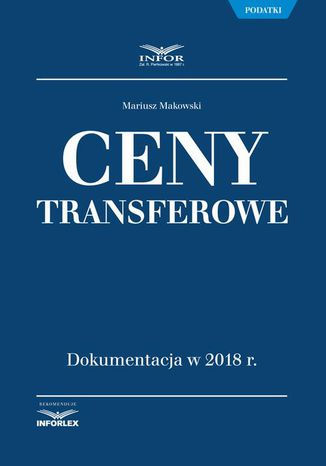 Okładka książki/ebooka Ceny transferowe