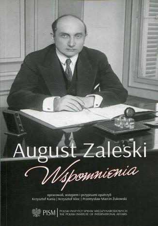 Okładka książki/ebooka Wspomnienia