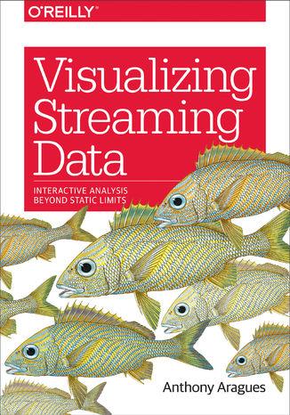 Okładka książki/ebooka Visualizing Streaming Data. Interactive Analysis Beyond Static Limits