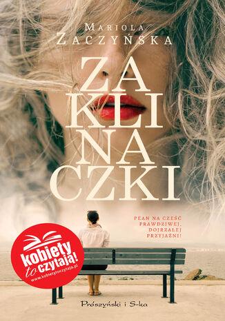 Okładka książki/ebooka Zaklinaczki