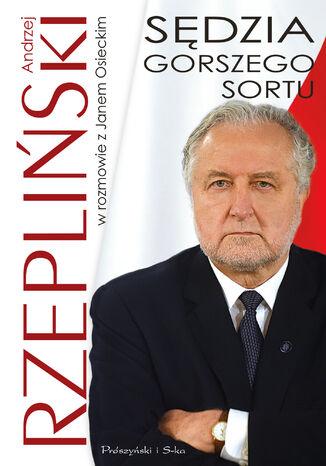 Okładka książki/ebooka Sędzia gorszego sortu