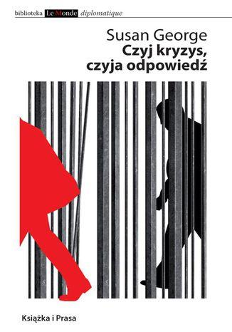 Okładka książki Czyj kryzys czyja odpowiedź