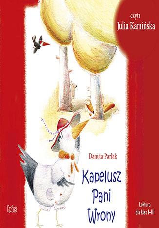 Okładka książki/ebooka Kapelusz Pani Wrony