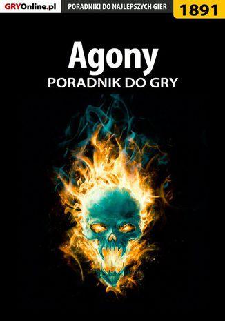 Okładka książki Agony - poradnik do gry