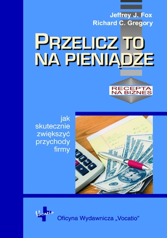 Okładka książki/ebooka Przelicz to na pieniądze
