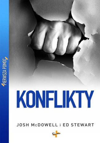 Okładka książki Konflikty