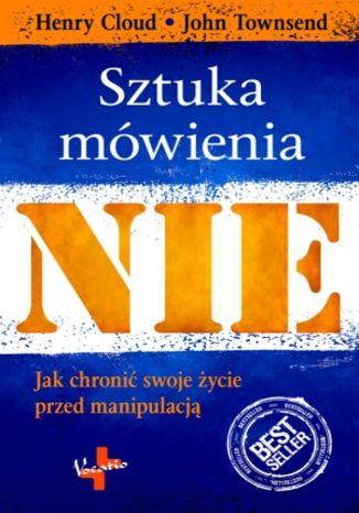 Okładka książki/ebooka Sztuka mówienia NIE