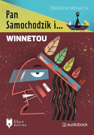 Okładka książki/ebooka Pan Samochodzik i Winnetou