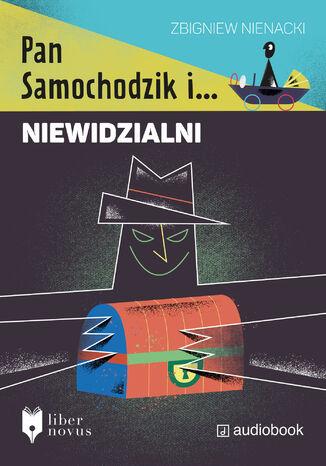 Okładka książki/ebooka Pan Samochodzik i Niewidzialni