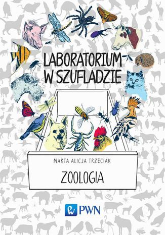 Okładka książki/ebooka Laboratorium w szufladzie. Zoologia