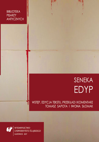 Okładka książki/ebooka Lucius Annaeus Seneca: 'Edyp. Oedipus'