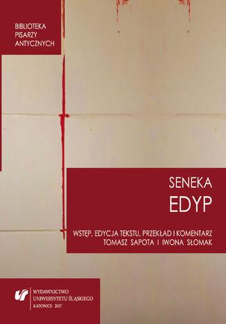 Okładka książki Lucius Annaeus Seneca: 'Edyp. Oedipus'