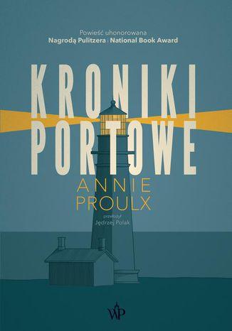 Okładka książki Kroniki portowe