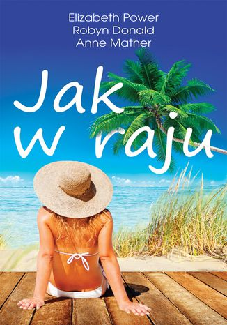 Okładka książki/ebooka Jak w raju