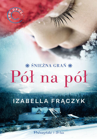 Ebook Pół na pół