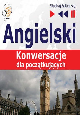Okładka książki Angielski Konwersacje dla poczatkujacych