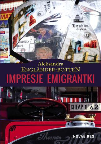 Okładka książki Impresje emigrantki