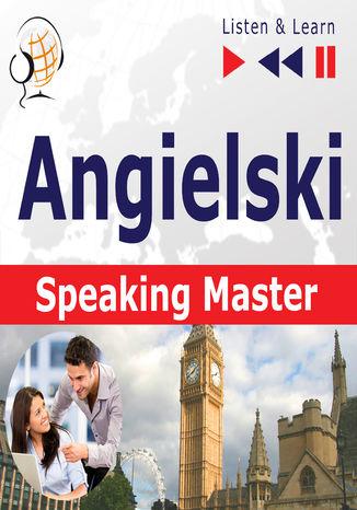 Okładka książki/ebooka Angielski Speaking Master