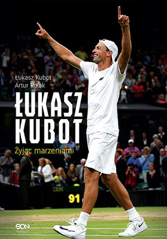 Okładka książki/ebooka Łukasz Kubot. Autobiografia