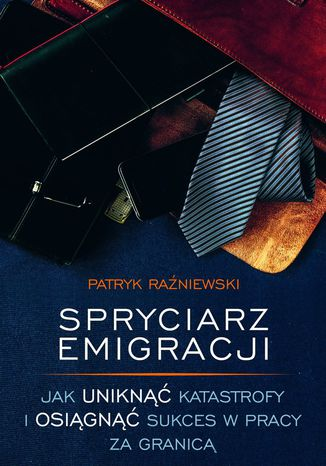 Okładka książki/ebooka Spryciarz emigracji