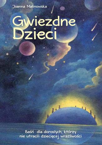 Okładka książki Gwiezdne Dzieci