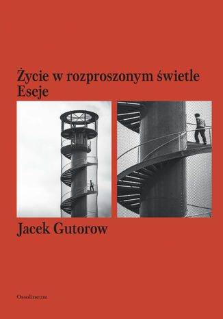 Okładka książki/ebooka Życie w rozproszonym świetle. Eseje