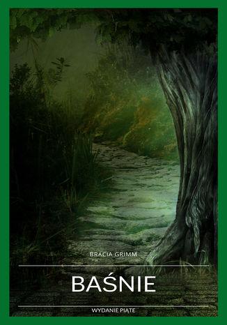 Okładka książki Baśnie braci Grimm wydanie piąte