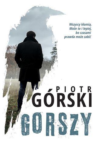 Okładka książki Gorszy
