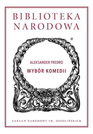 Okładka książki/ebooka Wybór komedii