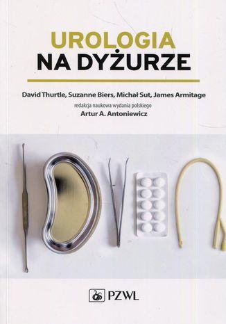 Okładka książki Urologia na dyżurze