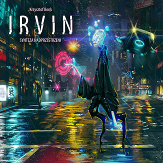 Okładka książki Irvin