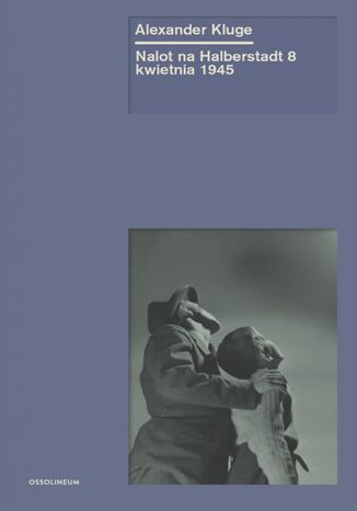 Okładka książki Nalot na Halberstadt 8 kwietnia 1945