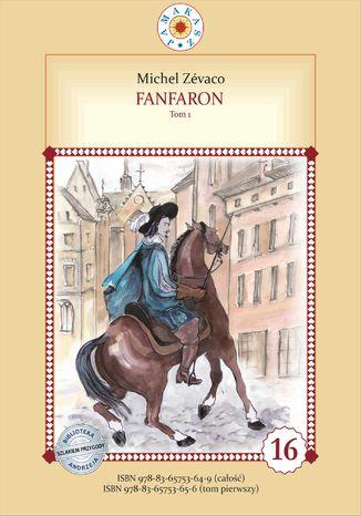 Okładka książki Fanfaron. Część 1