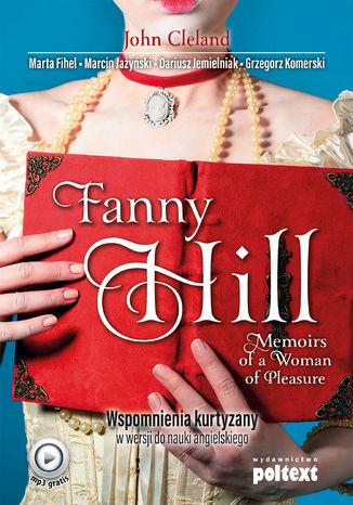 Okładka książki/ebooka Fanny Hill Memoirs of a Woman of Pleasure. Wspomnienia kurtyzany w wersji do nauki angielskiego