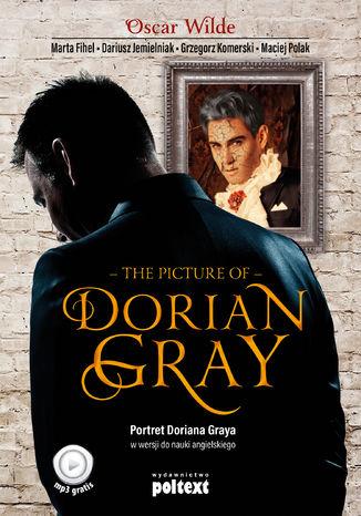 Okładka książki The Picture of Dorian Gray. Portret Doriana Graya w wersji do nauki angielskiego