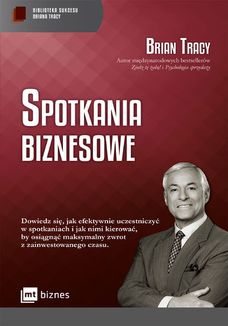 Okładka książki/ebooka Spotkania biznesowe
